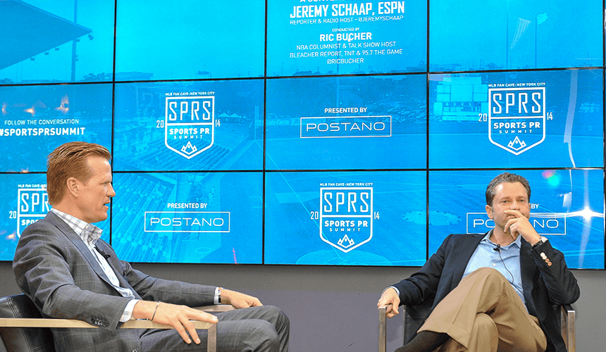 Interview with Jeremy Schaap of ESPN
